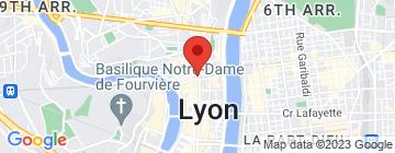 Carte Le Leffe - Petit Paumé