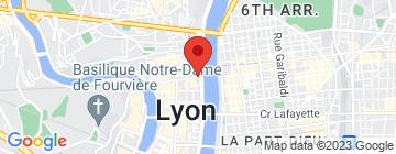 Carte Opéra Lounge - Petit Paumé