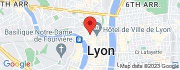 Carte MBA - My Body Art - Lyon - Petit Paumé