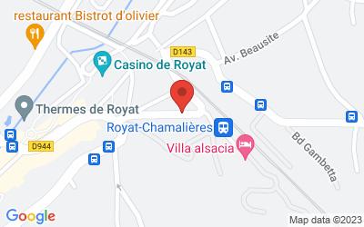 6 Avenue de la Gare, 63400 Chamalières, France