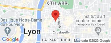 Carte L'Appart (Bossuet) - Petit Paumé