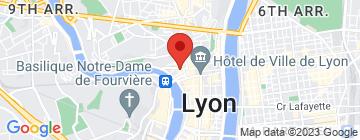Carte L'Etincelle - Fermé - Petit Paumé