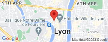 Carte La boulangerie de la Martinière - Petit Paumé