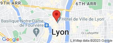 Carte L'Abreuvoir - Petit Paumé
