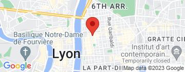 Carte Tendance gourmande - Petit Paumé