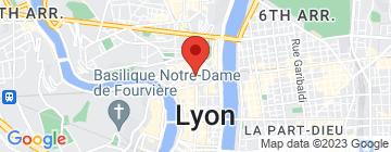Carte La Bicycletterie - Petit Paumé