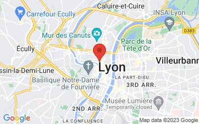 23 rue de la martinière, 69001 Lyon, France