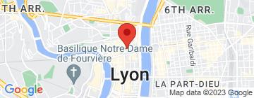 Carte La Focaccia - Petit Paumé