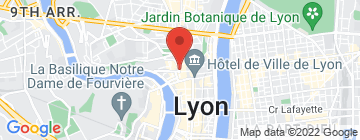 Carte Le Saint Pierre - Petit Paumé