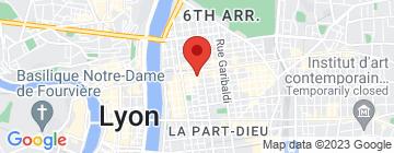 Carte Au Patio Morand - Petit Paumé
