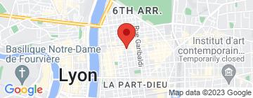 Carte Oralia - Bagnères & Lépine - Petit Paumé