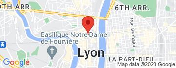 Carte Madame des feuillants - Petit Paumé