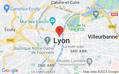 12 rue du Griffon, 69001 Lyon, France