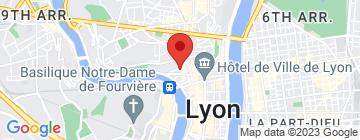Carte La Crêpe de Paris - Petit Paumé