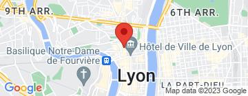 Carte Les Capucins - Petit Paumé