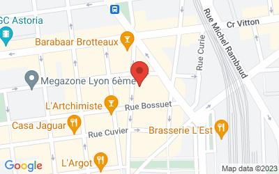 7 Boulevard des Brotteaux, 69006 Lyon, France