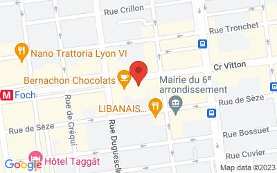46 Cours Franklin Roosevelt, 69006 Lyon, France