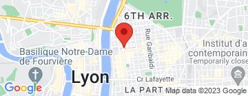 Carte Le Morand - Petit Paumé