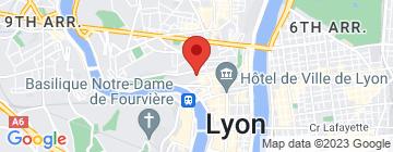Carte Filaos (Réunion) - Petit Paumé