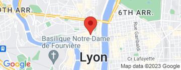 Carte L'Effet Canopée - salon de thé - Fermé - Petit Paumé