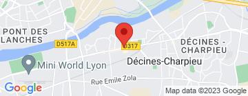 Carte Marché place de la Libération - Petit Paumé