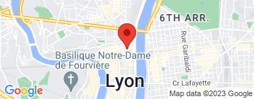 Carte Stéphanie Charrondière - Massages du monde à Lyon - Petit Paumé