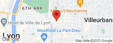Carte Fudoshni - Club de Karaté Villeurbanne - Petit Paumé