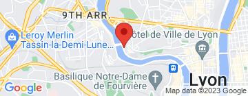 Carte CAUE 69 - Petit Paumé