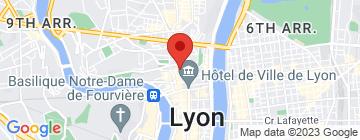 Carte L'Alcôve - Petit Paumé