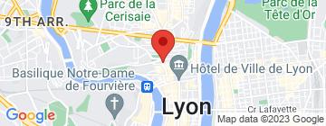 Carte Lafabriq - Petit Paumé