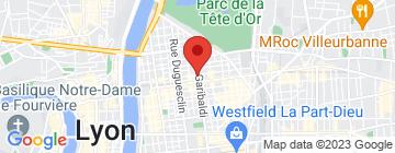 Carte Miraflores - Petit Paumé