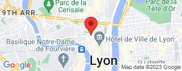 Carte La Fabriq - Petit Paumé