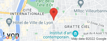 Carte Auto-école des Brotteaux - Petit Paumé