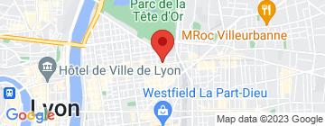 Carte Le Café du 6e - Petit Paumé