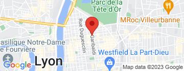 Carte Le Dékalé - Petit Paumé