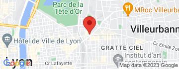 Carte Brasserie des Charpennes - Petit Paumé