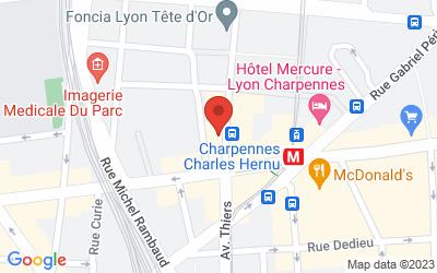 134 Avenue Thiers, 69006 Lyon, France