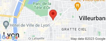 Carte Kfé Thiers - Petit Paumé