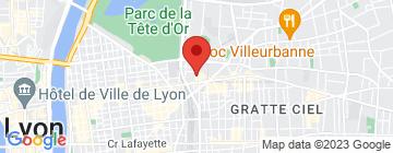 Carte Auto-école Thiers - Petit Paumé