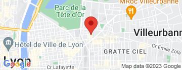 Carte La Maison des Chatons  - Petit Paumé