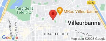 Carte Lyon City Home'S  - Petit Paumé