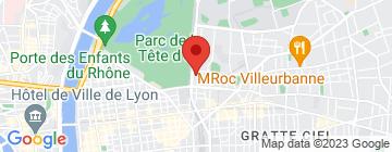 Carte MiWaM (Villeurbanne) - Petit Paumé