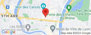 Carte Aurélie & Réza - Petit Paumé