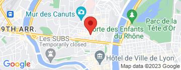 Carte Ninkasi (Croix-Rousse) - Petit Paumé