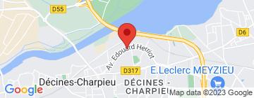 Carte Marché place Mendès France - Petit Paumé