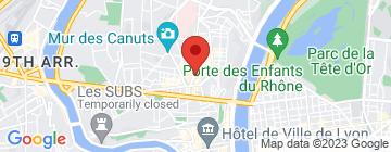 Carte Sushi Shop Croix-Rousse - Petit Paumé