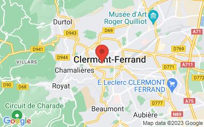2 Avenue Julien, 63000 Clermont-Ferrand, France