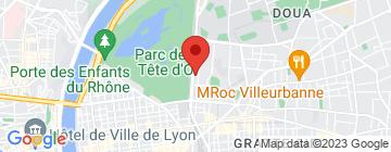 Carte Les Terrasses du Parc - Petit Paumé