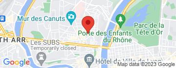 Carte Le Riad  - Petit Paumé