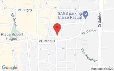 7 Rue Ballainvilliers, 63000 Clermont-Ferrand, France